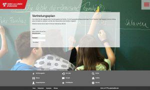 Maria von Linden Website Design